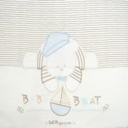 Βαμβακερή Πάνα Baby Boat