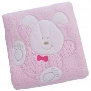 Βρεφική Κουβέρτα 209 ροζ