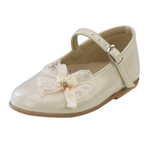 Παπούτσι Βάπτισης Gorgino Κορίτσι Νο2080-1