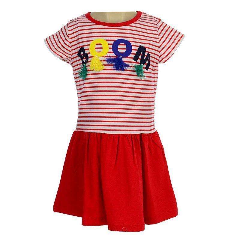 Φόρεμα Κορίτσι Boom 2-5