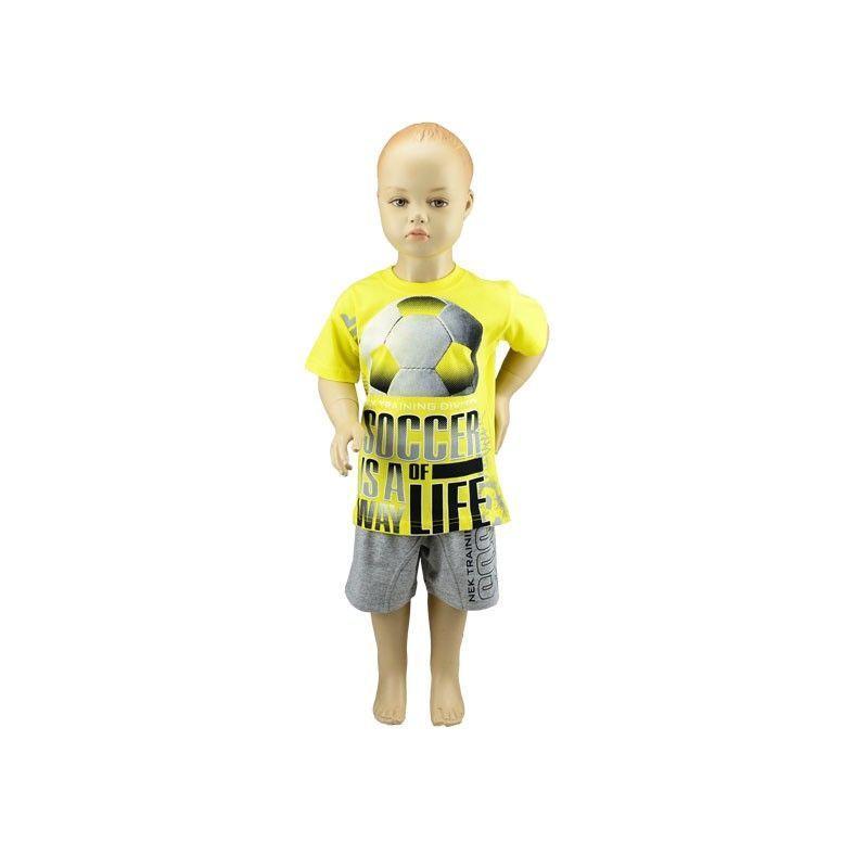Σετ ΝΕΚ Αγόρι Soccer (1-5 ετών)