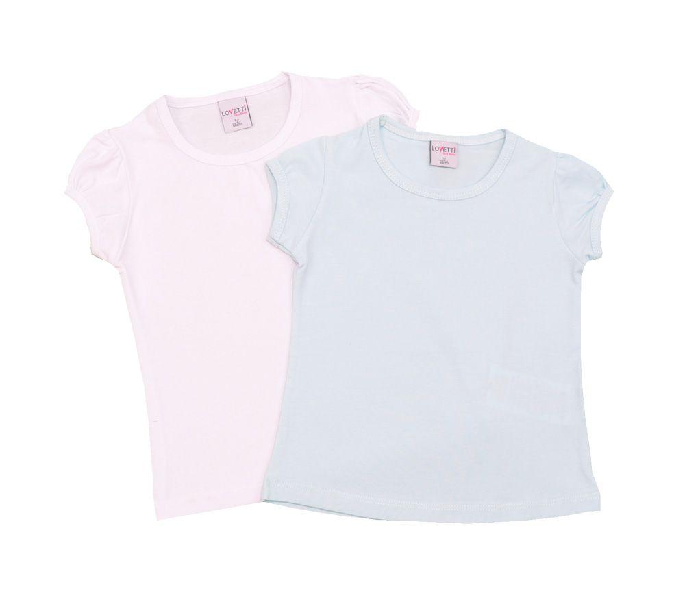 Μπλούζα Basic Κορίτσι 1-4