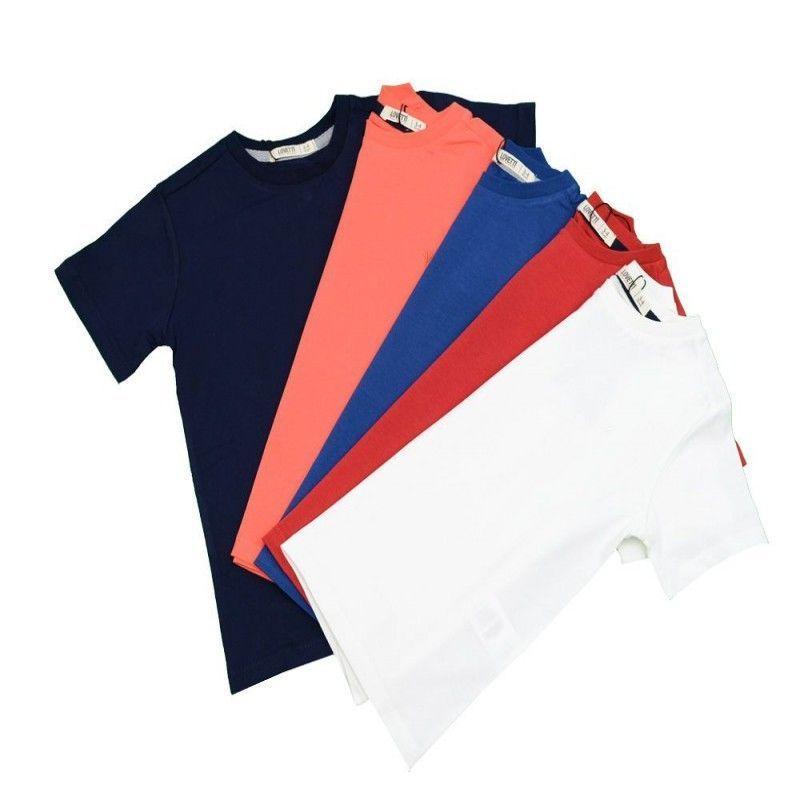 Μπλούζα Basic Αγόρι 3-7