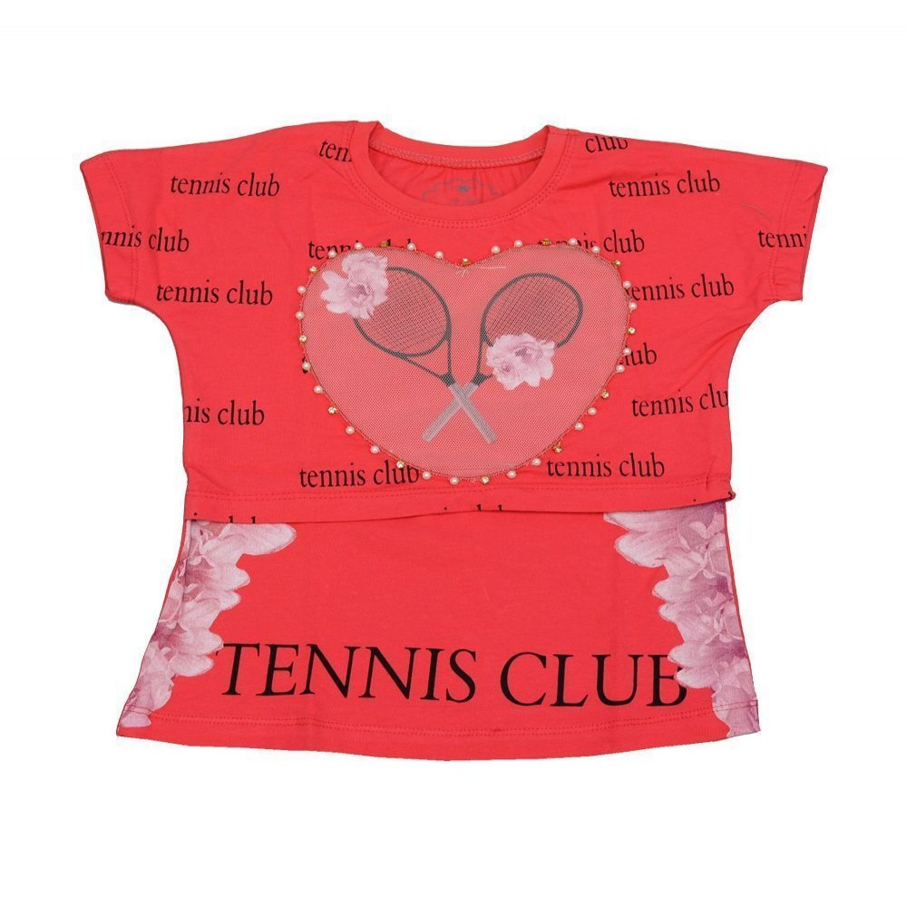 Μπλούζα Tennis Club Κορίτσι 5-9