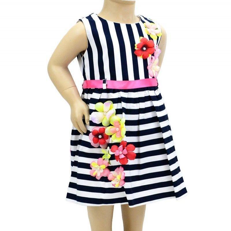 Φόρεμα Striped Garden 1138 (2-5 Ετών)
