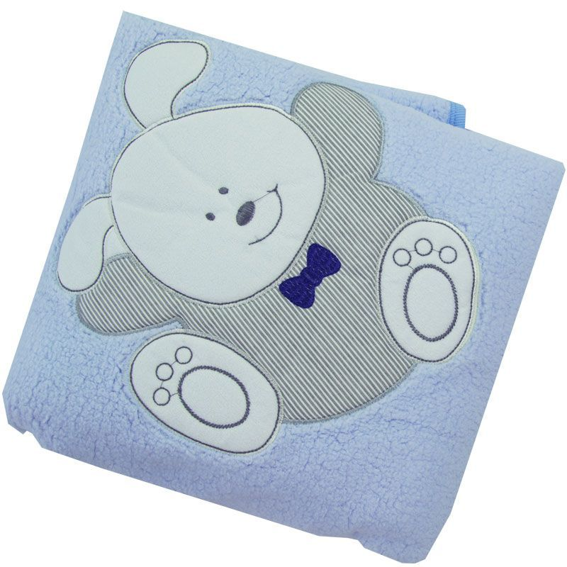 Βρεφική Κουβέρτα 209 σιέλ