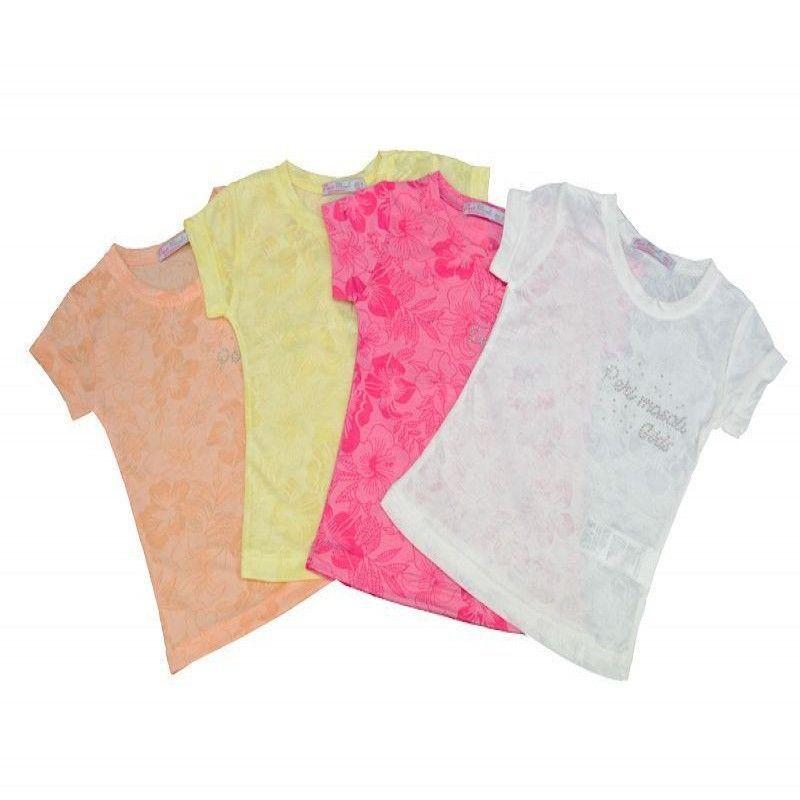 Μπλούζα Petit Girl Κορίτσι 1-4