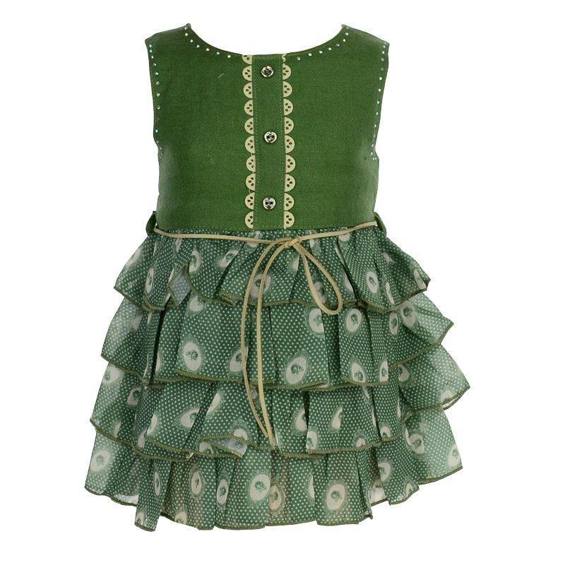 Φόρεμα Κορίτσι Retro 1-4