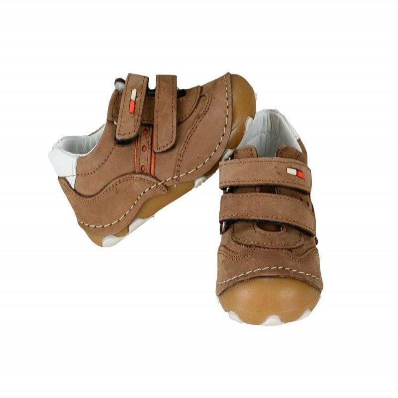 Παιδικά Δερμάτινα Παπούτσια C4495(Νο19-22)