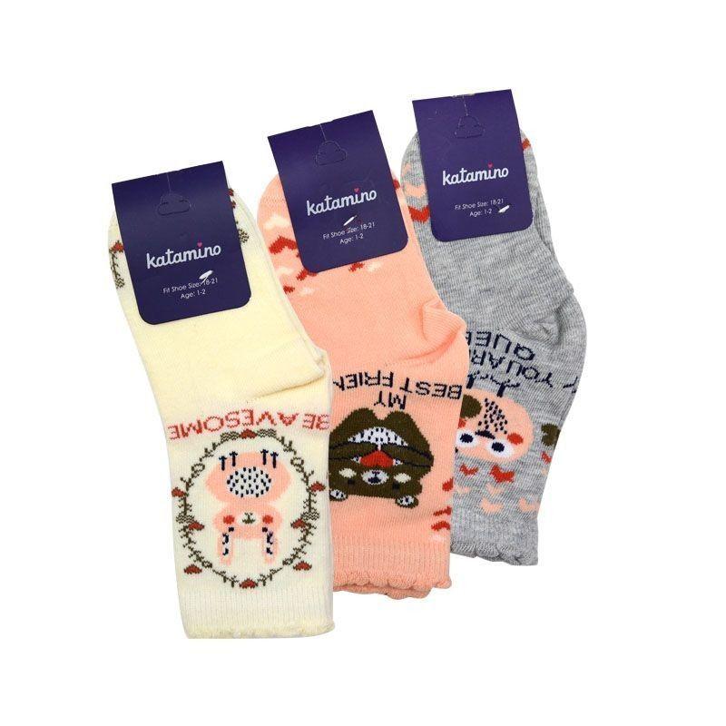 Κάλτσες Κορίτσι Katamino 1-8 ετών