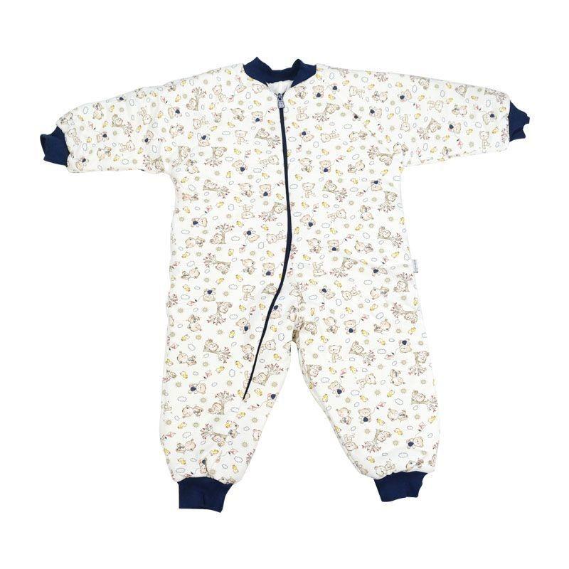 Υπνόσακος για μωρά Bebitof Μπλε 1-4