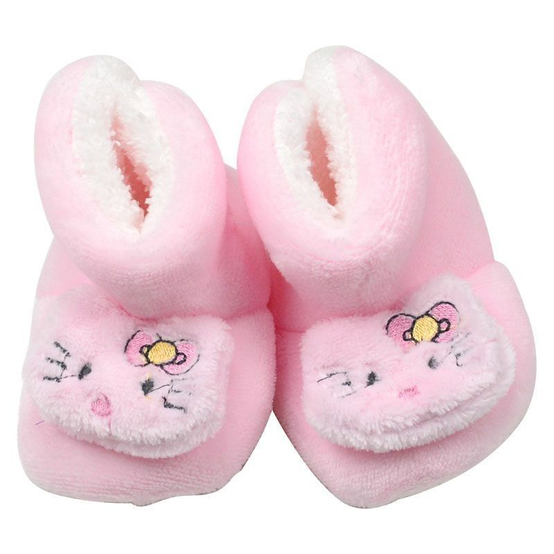 Παπουτσάκια Αγκαλιάς Furry Kitten
