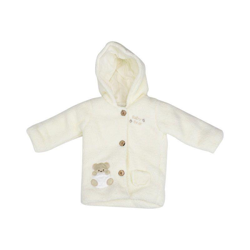 Ζακέτα Fleece Baby Bear 6-18μ