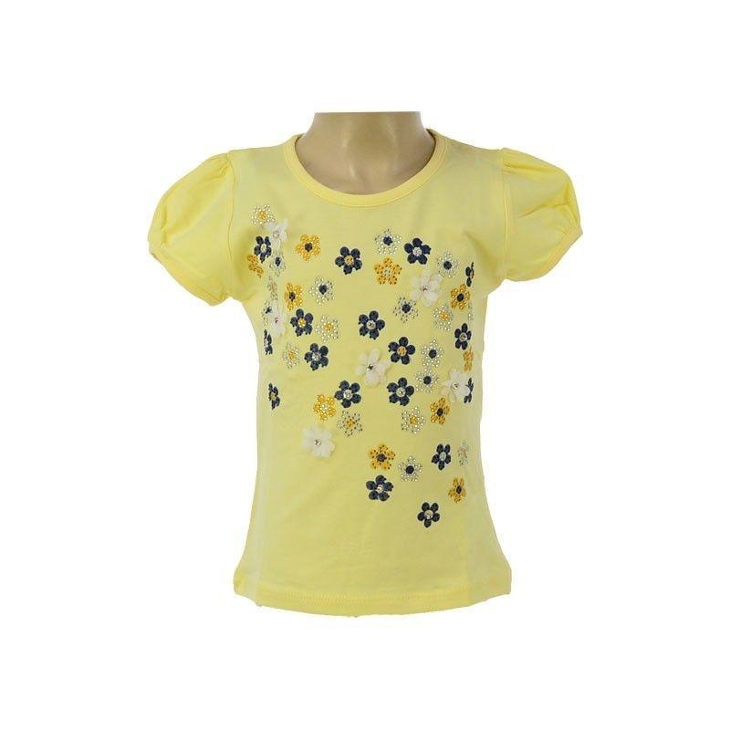 Μπλούζα Κορίτσι Flowers 1-4