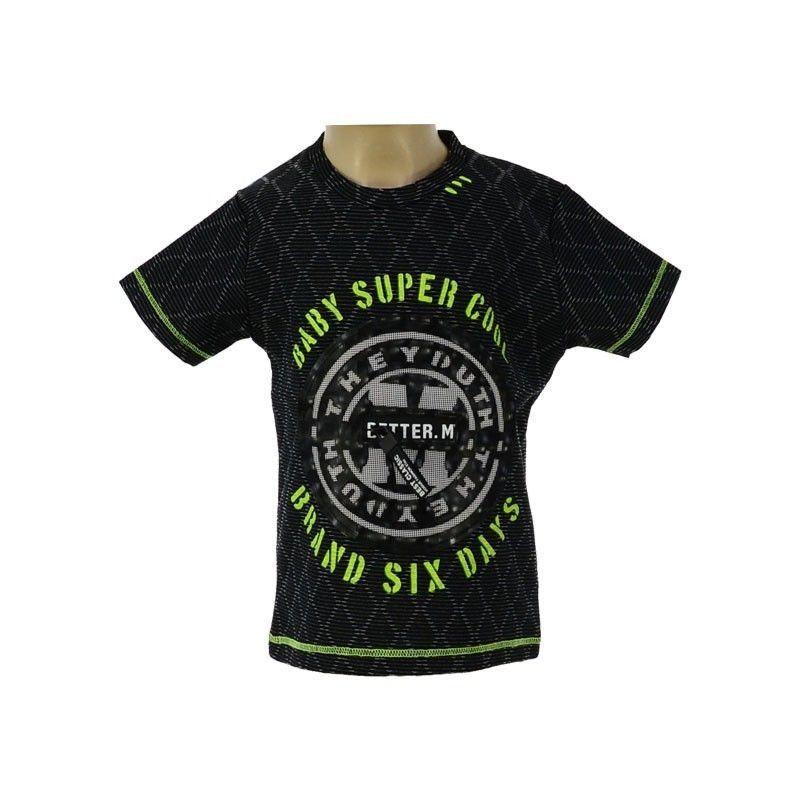 Μπλούζα Αγόρι Super Cool 1-4