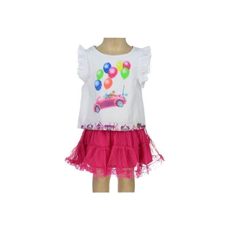 Φόρεμα Κορίτσι 186247 Balloons (1-6 ετών)