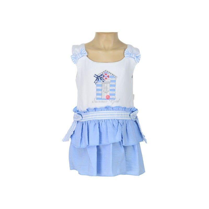 Φόρεμα Κορίτσι Summer Girl 3-18μ