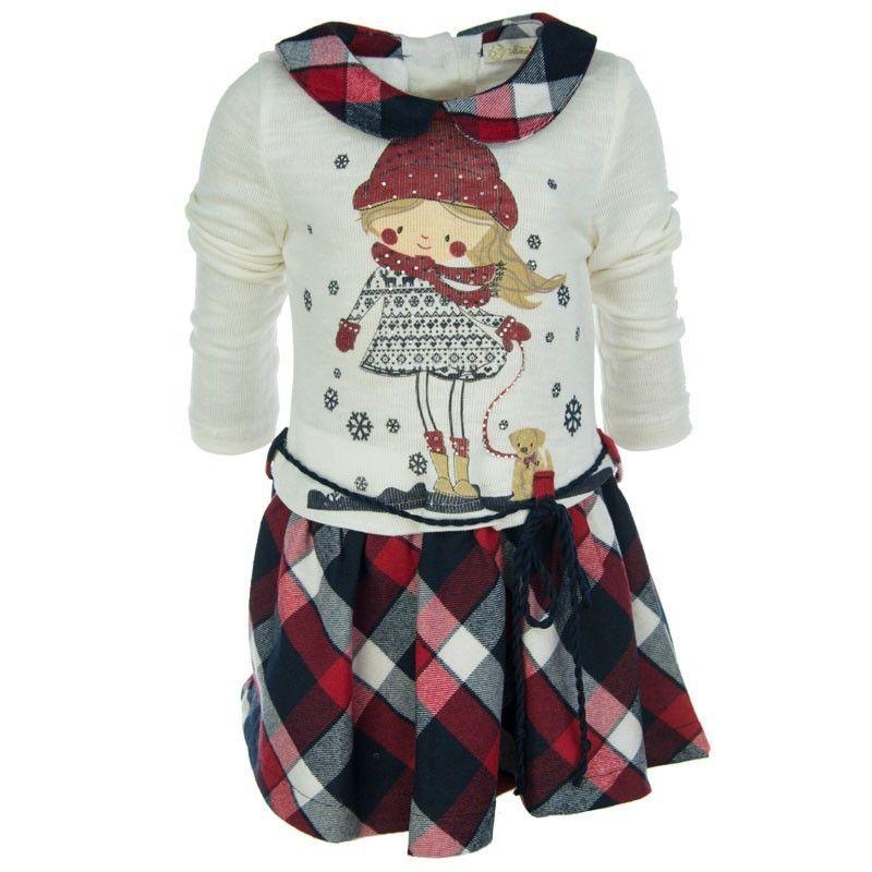 Παιδικό Φόρεμα 3872 (2-5 ετών)