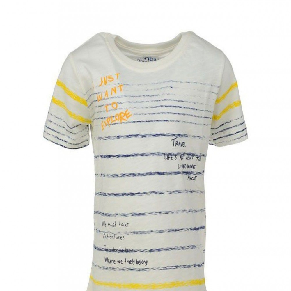 Μπλούζα Αγόρι Explore 5-8