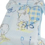 Κουβέρτα Παιδική (90εκ X 120εκ.) 45878 Σιέλ