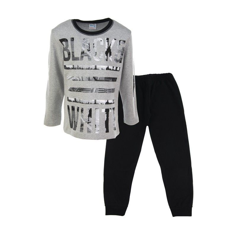 Πυτζάμα Black & White (8-14 ετών)