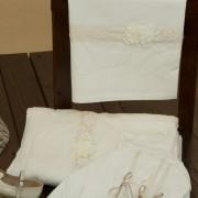 Πλήρες Πακέτο Βάπτισης Κορίτσι 709 Makis Tselios NEW