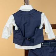 Βαπτιστικό Κοστούμι 12 Μηνών La Christine ST67