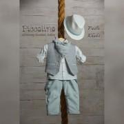 Κοστούμι Piccolino paolo khaki 19s17