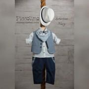 Κοστούμι Piccolino Sebastian navy 19s01