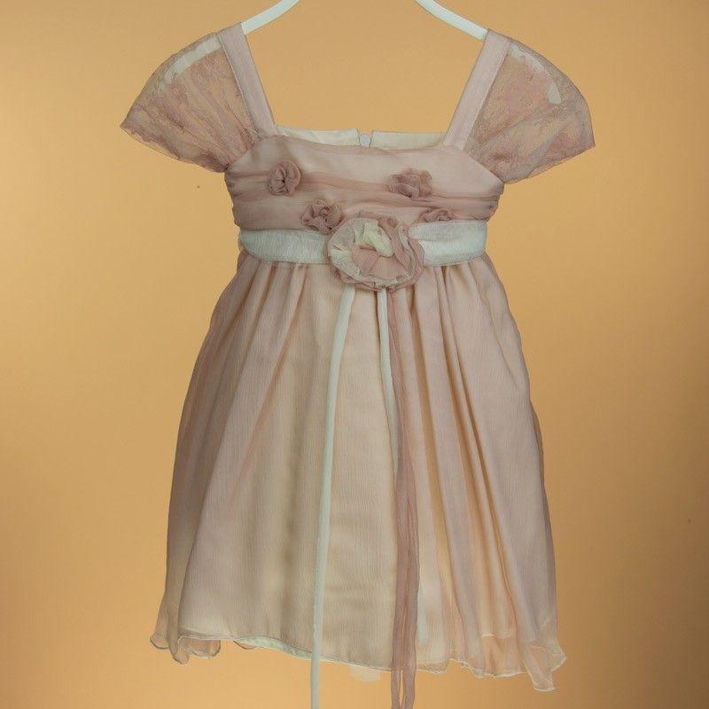 Φόρεμα Βαπτιστικό 12-24 Μηνών Makis Tselios ST31
