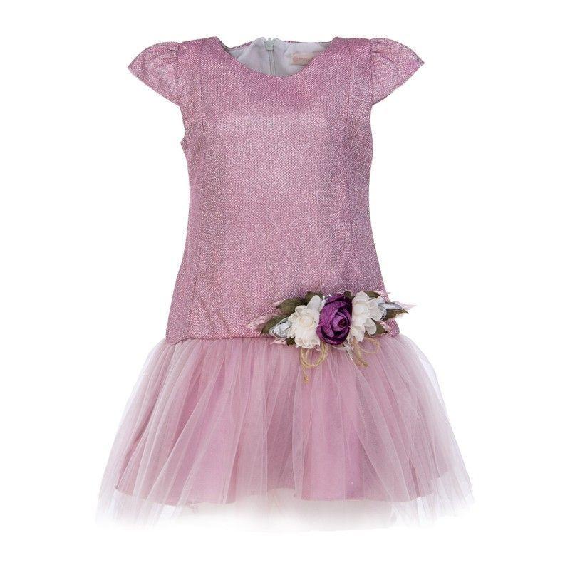 Παιδικό Φόρεμα 2808 ( 1-4 Ετών )