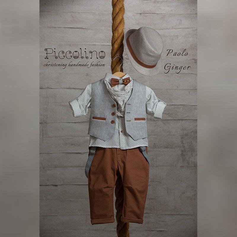 Κοστούμι Piccolino paolo ginger 19s17