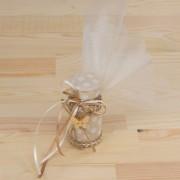 Μπομπονιέρα Βάπτισης Μπουκάλι πεταλούδα 5042