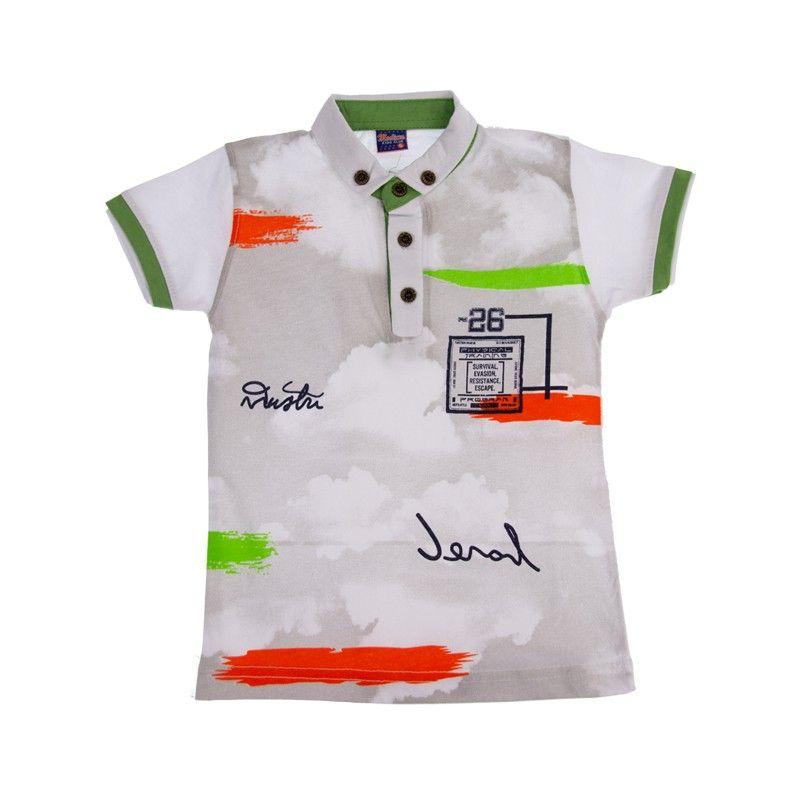 Μπλούζα Αγόρι 1044-2044-3044 (1-12 Ετών)