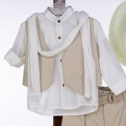 Βαπτιστικό Κοστούμι 12-24 Μηνών La Christine ST76
