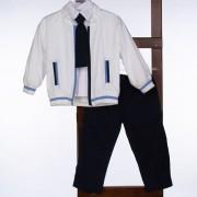 Βαπτιστικό Κουστούμι Makis Tselios ST79 12-24 Μηνών