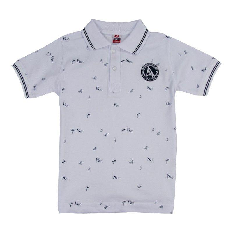 Μπλούζα Αγόρι Shark 7221 (5-9 Ετών)