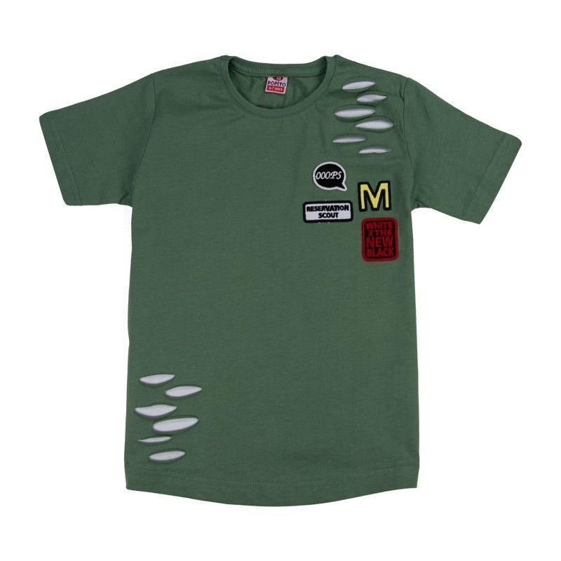 Μπλούζα Αγόρι 7253 (5-8 Ετών)