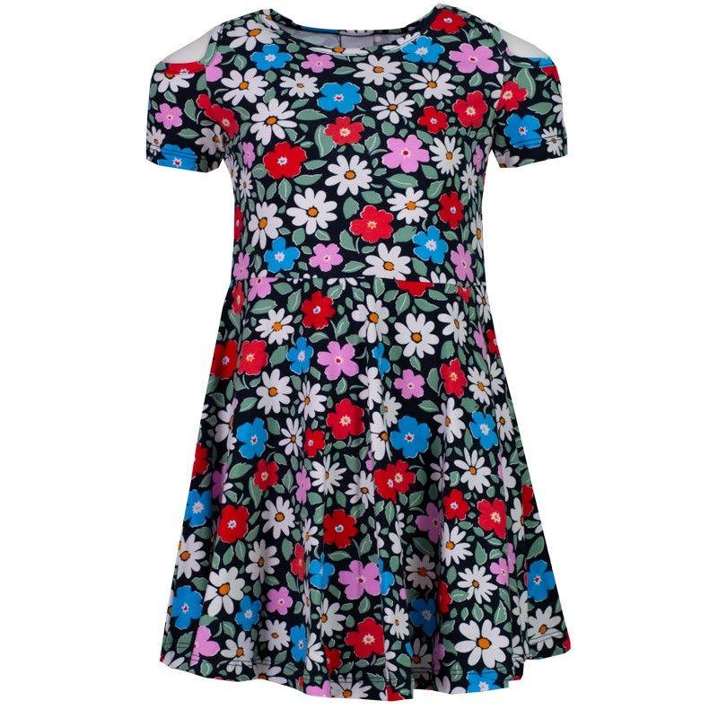 Φόρεμα Lovetti 5761-5762-65 (1-8 Ετών)