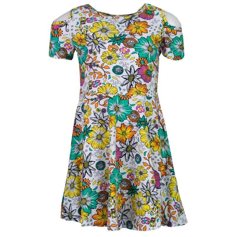 Φόρεμα Lovetti 5761-5762-56 (1-8 Ετών)