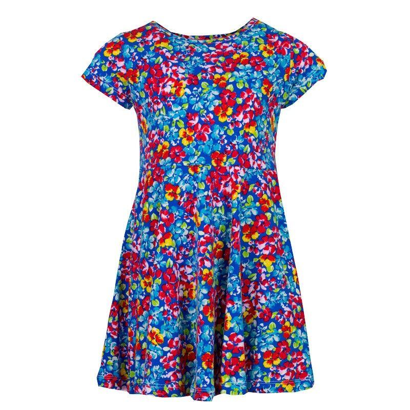 Φόρεμα Lovetti 5911-5910-49 (1-8 Ετών)