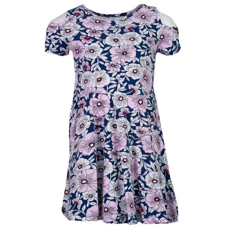 Φόρεμα Lovetti 5761-5762-66 (1-8 Ετών)