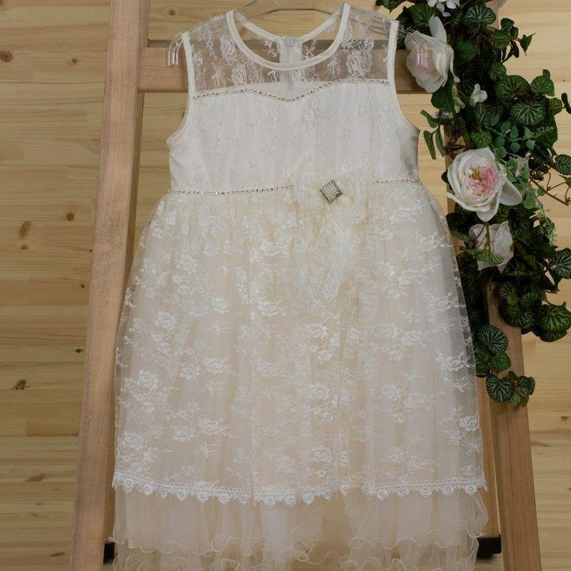 Φόρεμα βαπτιστικο Serkon St44