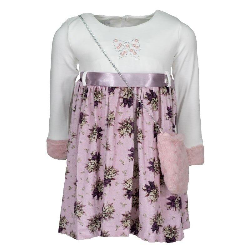 Φόρεμα Εβίτα 199225 (1-5 ετών)