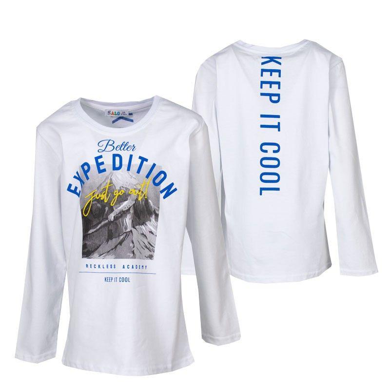 Μπλούζα Αγόρι 29496-39496 (5-12 ετών)