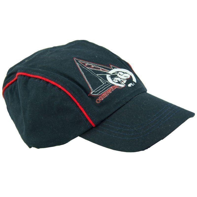 Καπέλο Jockey Nautical 2-6 μαύρο