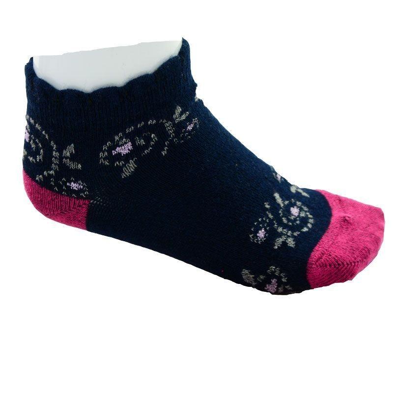 Παιδική Κάλτσα Κορίτσι Flower 11-12