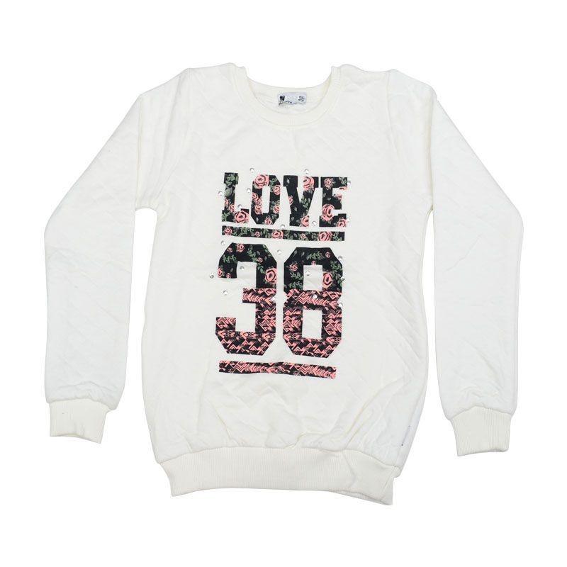 Μπλούζα Κορίτσι Love 444 (9-12 ετων)
