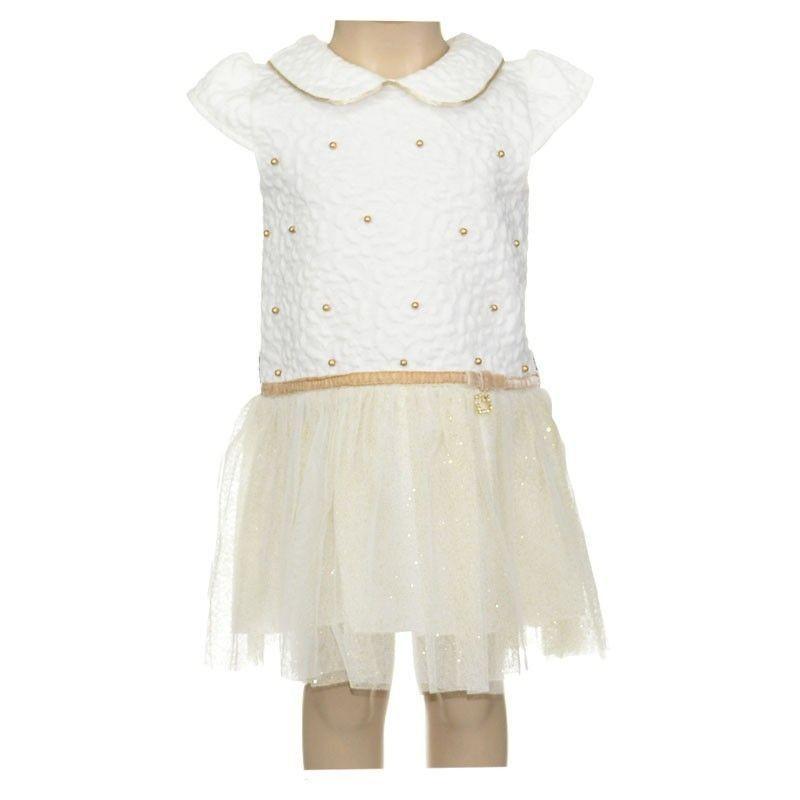Φόρεμα Κορίτσι Golden Bead 9-24μ