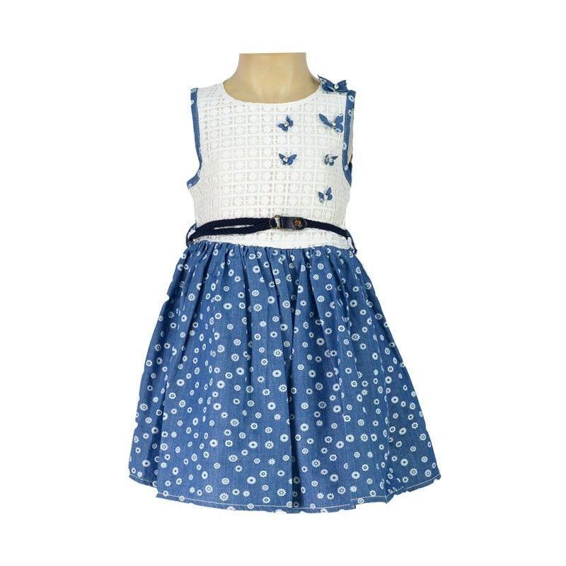 Φόρεμα Κορίτσι  Butterfly 1-4